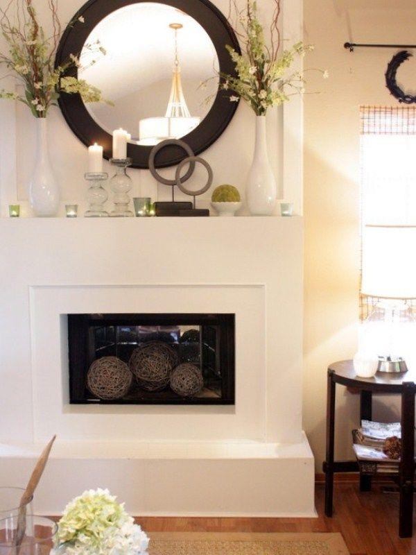 mantel decorating ideas | 63 Exciting Fall Mantel Décor Ideas » Photo 30