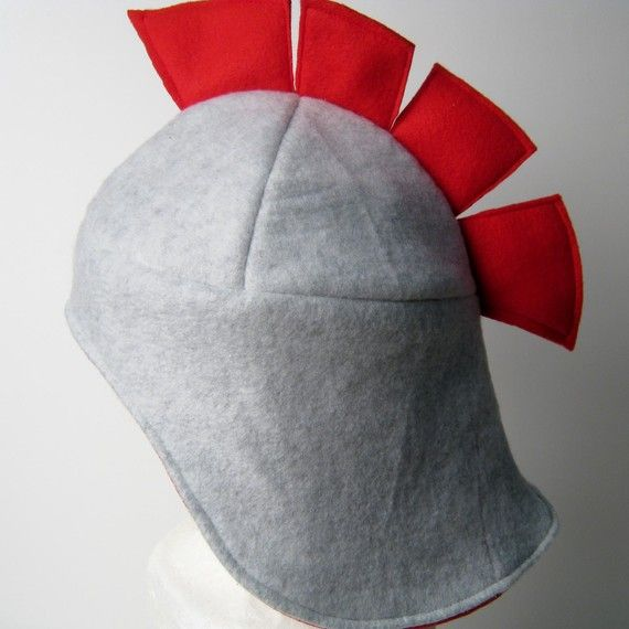 knight helmet - wonder if I could figure out how to make??