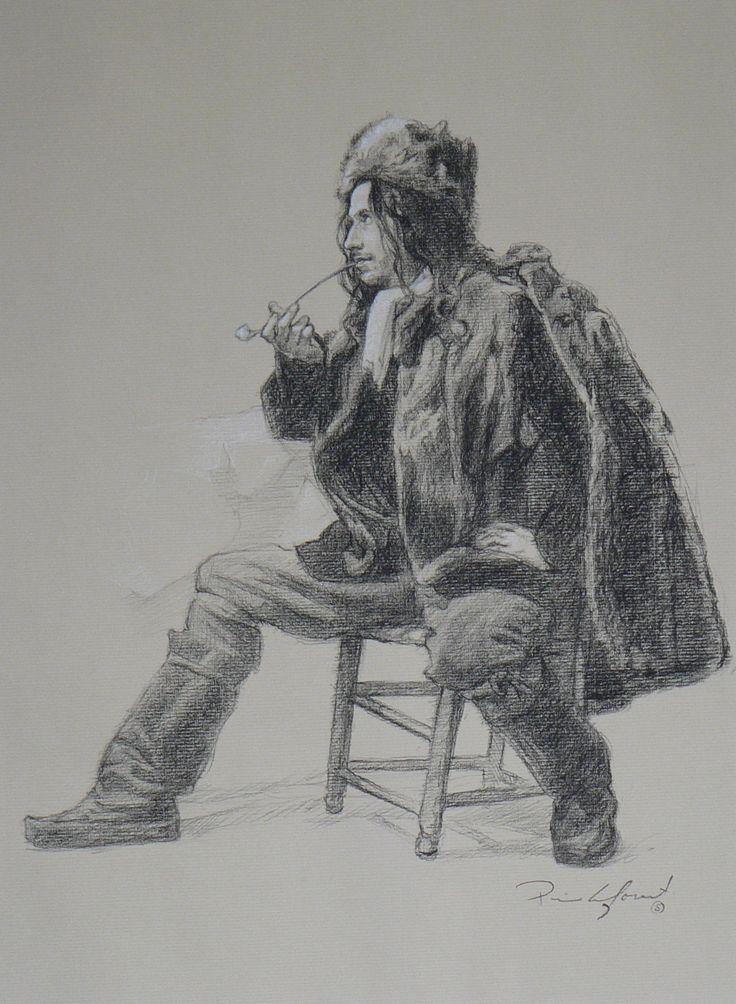 Coureur des bois, Pierre Laforest