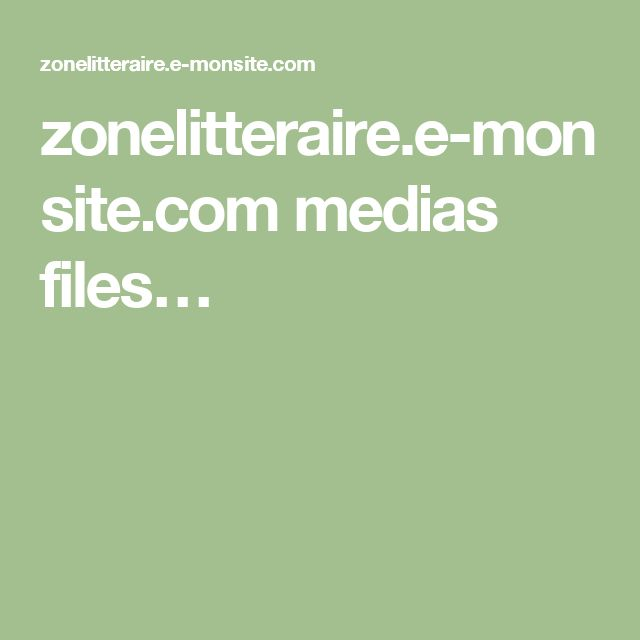 zonelitteraire.e-monsite.com medias files…