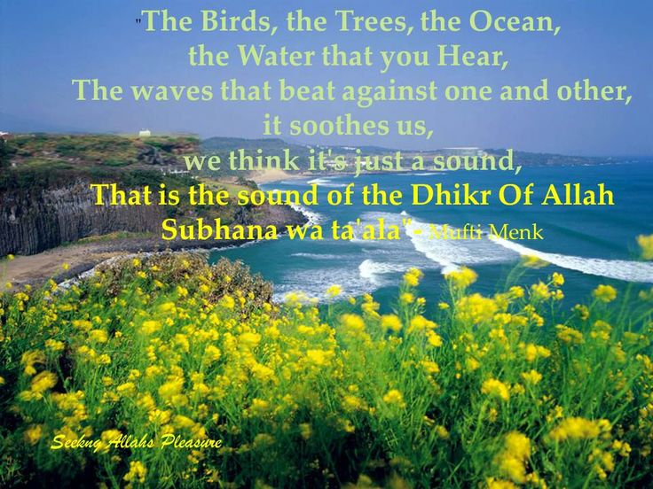 sound of dhikr
