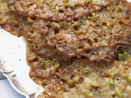Pistaschflarn Receptbild - Allt om Mat