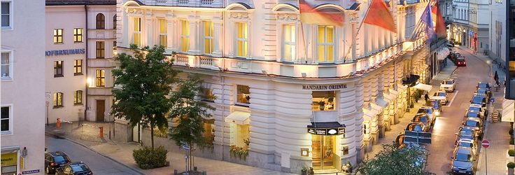Luxury Hotel in Munich   Mandarin Oriental Hotel, Munich