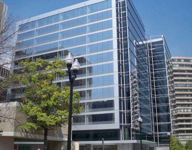 1400 Crystal Drive - larson ® - Arlington, Virginia (USA)