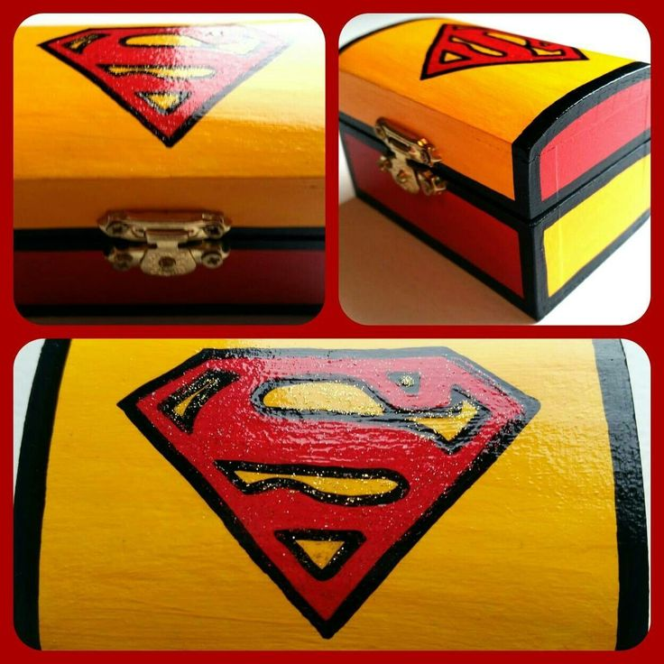 Excited to share the latest addition to my #etsy shop: Superman, Superhero, Ring Box, Engagement Ring Box, Miniature Superman Inspired 3 inch Multi-Color Wooden Engagement Ring Box #superhero #Superman http://etsy.me/2z8OCJd