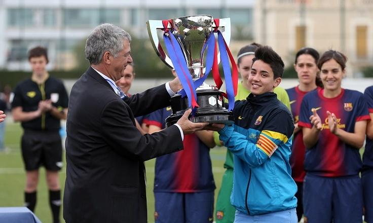 FC Barcelona, campeón de Liga en Primera División Femenina