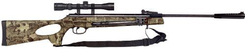 Winchester Model 1250CS .177 Caliber Break-Barrel Air Rifle with Scope, Mossy Oak