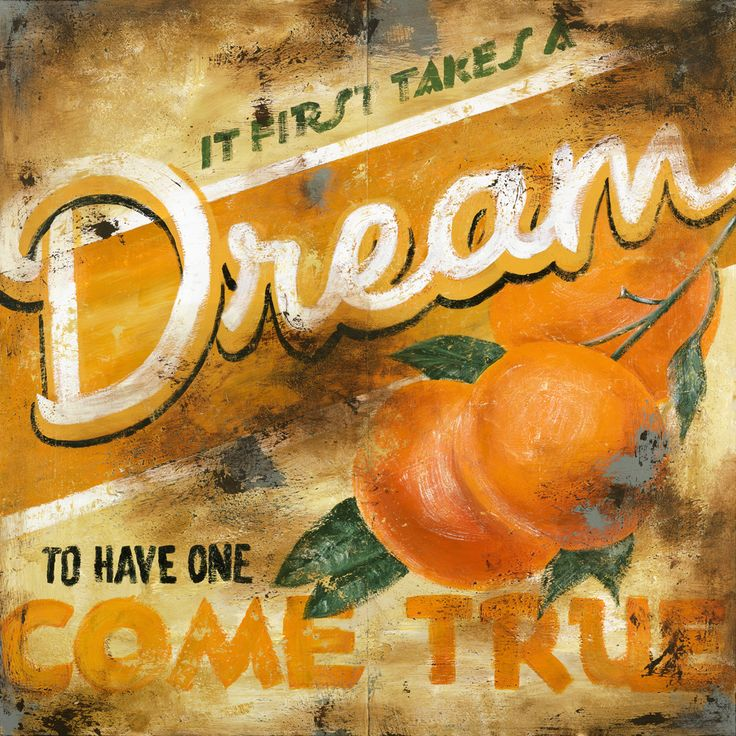 It first takes a dream, to have one come true - #RodneyWhite
