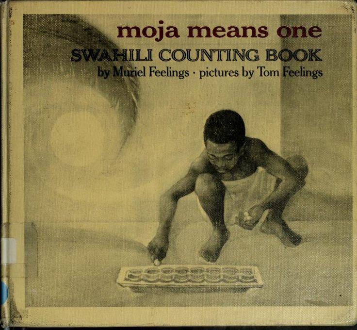Moja means one by Muriel L. Feelings