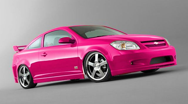 hot pink cars | Paint job suggestions? - Page 2 - Cobalt SS Network