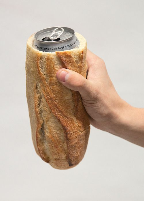 """""""Baguette Koozie"""" 