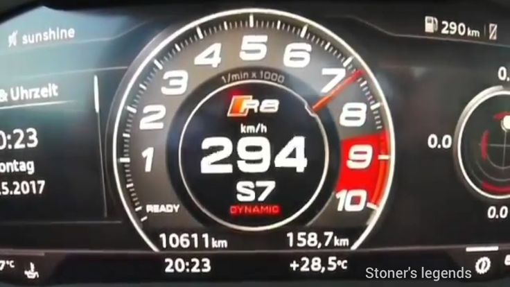 Audi R8 V10 Top Speed Acceleration vs Porsche 911 GT3 Turbo S Top Speed ...