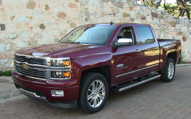#Watch the #2014 #Chevy #Silverado #High #Country #Debut in #Texas @Chevrolet @TFLcar