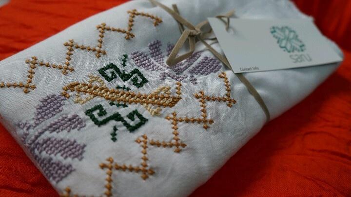 palm of the hand stitch