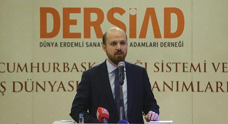 #GÜNDEM Bilal Erdoğan: Bu sistemde kazanan millet olacak: TÜGVA Yüksek İstişare Kurulu Üyesi Erdoğan, Cumhurbaşkanlığı Hükümet Sistemi'ne…