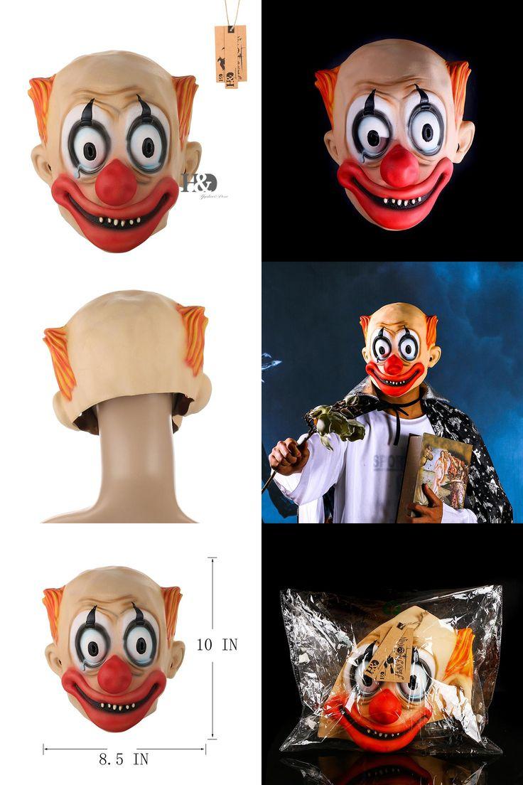Best 25+ Clown mask ideas on Pinterest | Clown crafts, Clown song ...