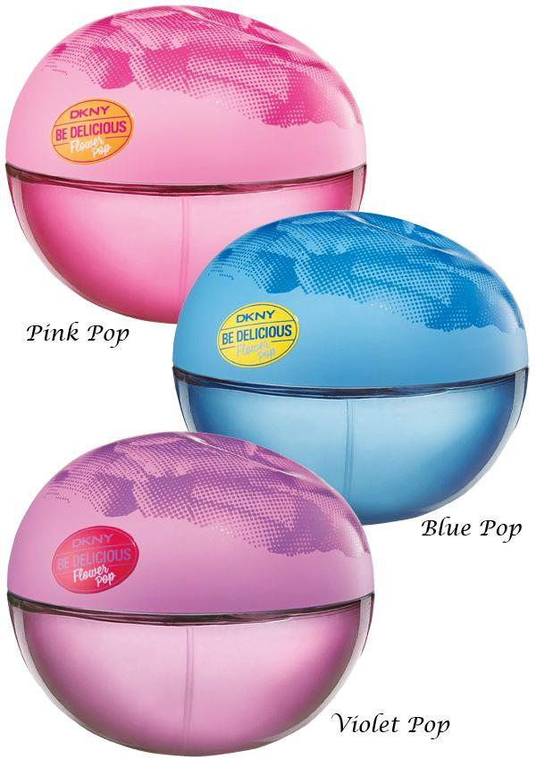 Brilhos da Moda: Be Delicious Flower Pop, é o novo trio de perfumes...