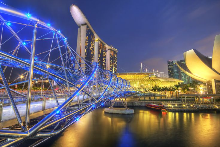 Famous Buildings in Singapore The Best of Singapore's Nightlife Best ... ⚜Vitanapoli⚜ La vita è un sogno