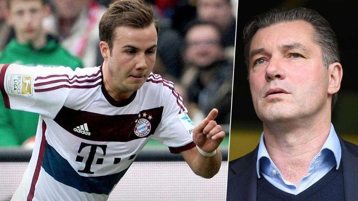 Das sagt Michael Zorc zu einer möglichen BVB-Rückkehr von Mario Götze http://www.bild.de/sport/fussball/michael-zorc/das-sagt-er-zum-goetze-geruecht-40806158.bild.html