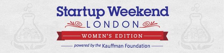 London Startup Weekend
