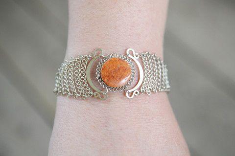 Peruvian Cuff Bracelet | One Earth Inca Silver & Divine!