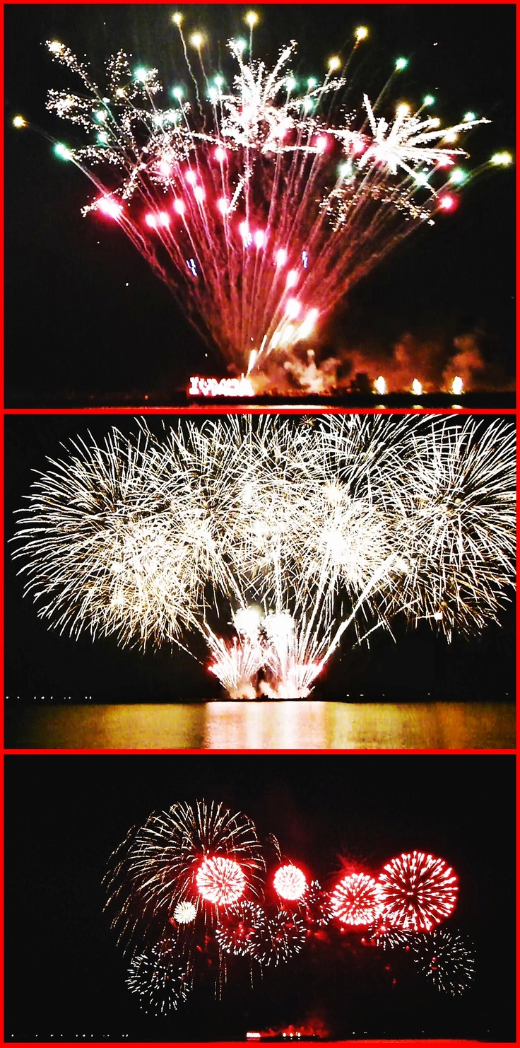 Pyromusical @ SM Mall of Asia every Saturday, 7 PM