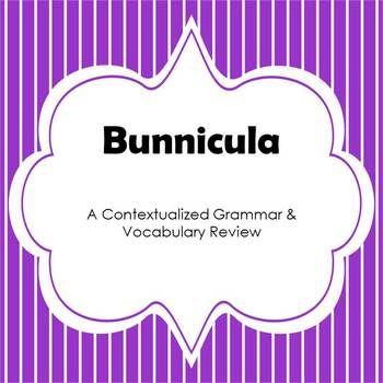 Bunnicula: A Novel Study | Bunnicula | Pinterest | Guided ...