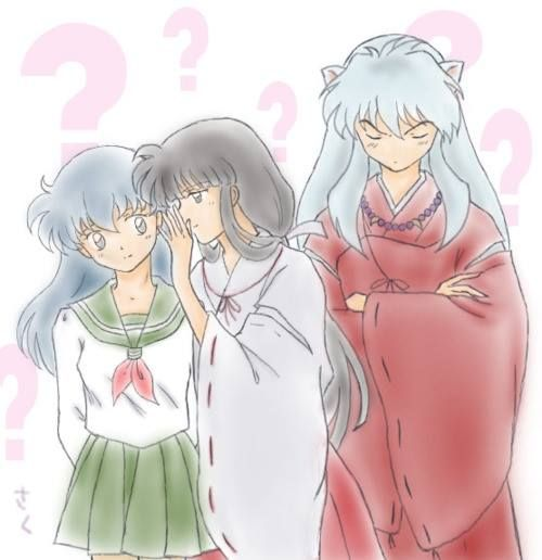 295 Best Images About ♥!INUYASHA!♥ On Pinterest