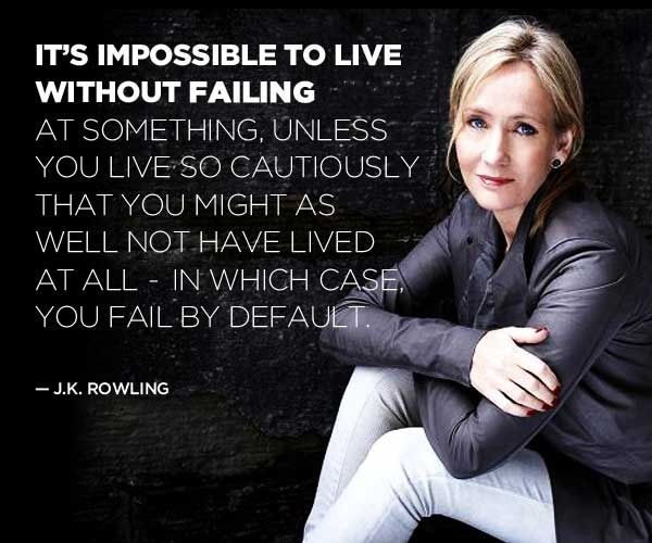 jk rowling quotes about inspiration quotesgram