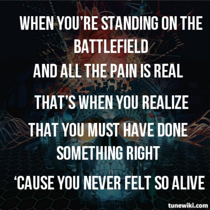 Leader Of The Broken Hearts Papa Roach I Like These Lyrics They Speak