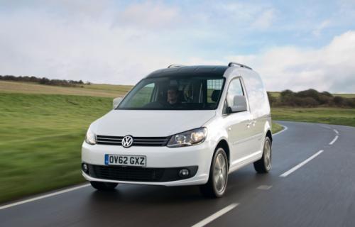 Volkswagen Cross Caddy review