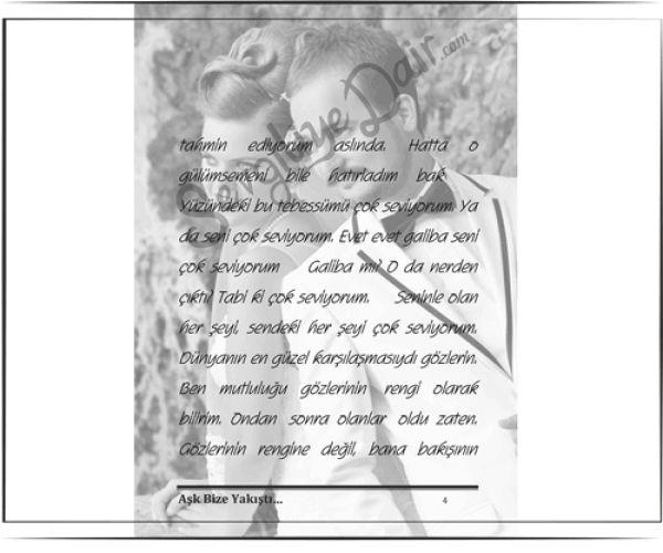 Siyah Beyaz 4.Sayfa