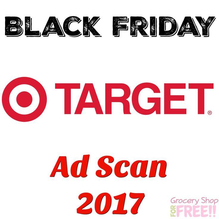 Target Black Friday Ad Scan 2017!