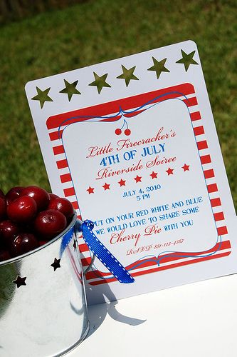 Adorable printables for our 4th of july party!