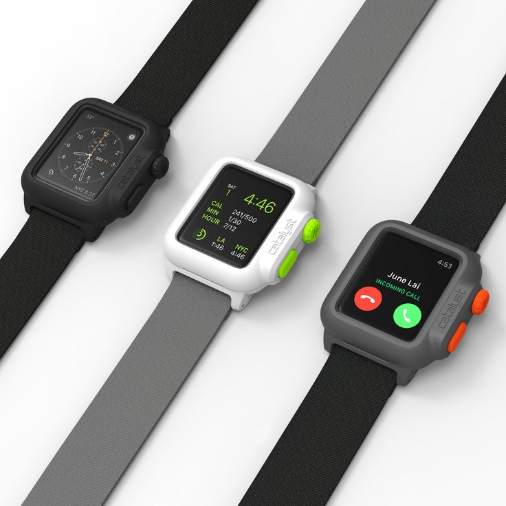 PRE-ORDER - Catalyst case for Apple Watch 42mm