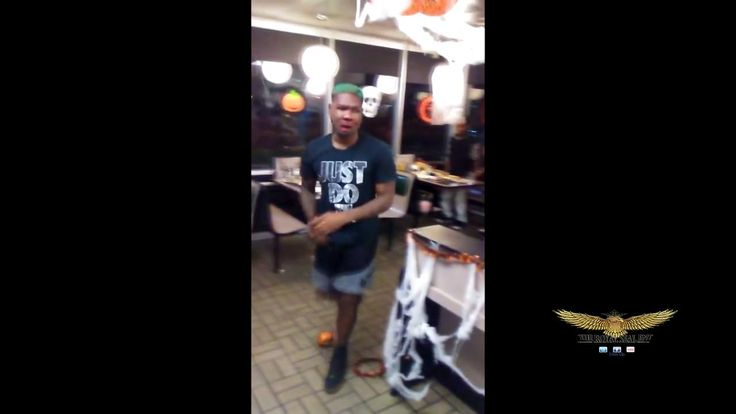 cool Dude Gets Into A Fight With 2 Gay Guys At A Waffle House