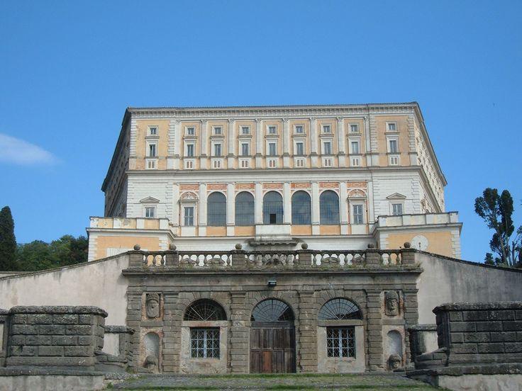 Palazzo Farnese 06 (Caprarola) - Jacopo Barozzi da Vignola