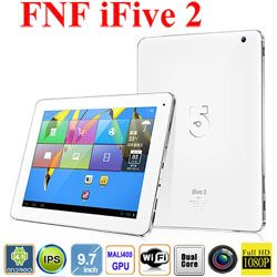 FNF iFive 2 RK3066 Cortex-A9 Dual Core 9.7 inch Android Tablet Pc  Celulares Directos De Fabrica  http://www.exportandgo.com/product_info.php?cPath=158_239_264&products_id=3801 http://www.exportandgo.com