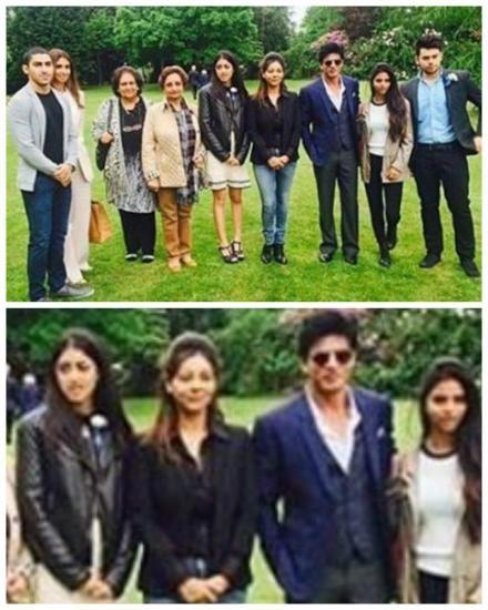 Photos,SRK,Aryan Khan,Suhana Khan