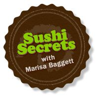 Brown Sushi Rice – A Wholesome Alternative from Sushi Secrets with Marisa Baggett. Guide to using short brown rice as sushi rice. Sub honey with date syrup or other liquid sweetener to make vegan.