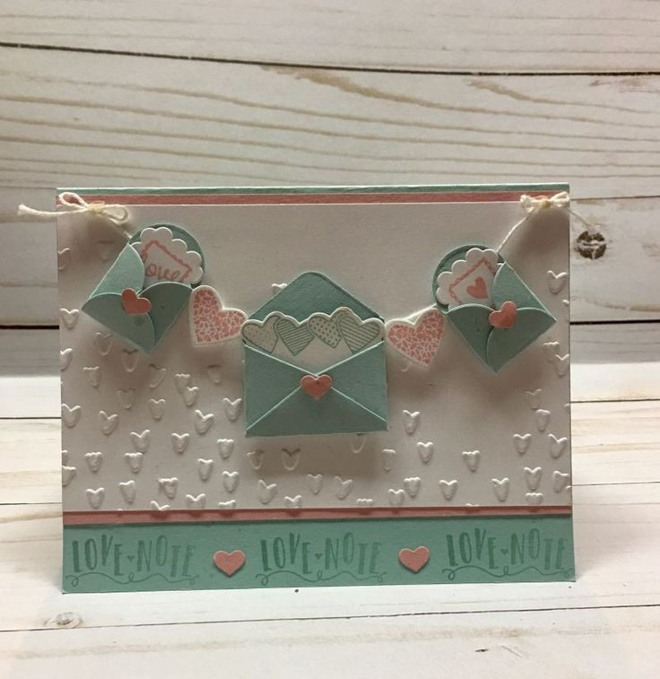 Love Note- Stampin' Up!