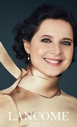 Lancôme Fall 2016 - The sublime eighties SuperModel Isabella Rossellini looks positively radiant for Lancôme Paris