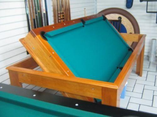 Promocion mesas de billar - merced gomez (Diy Muebles Hombre)