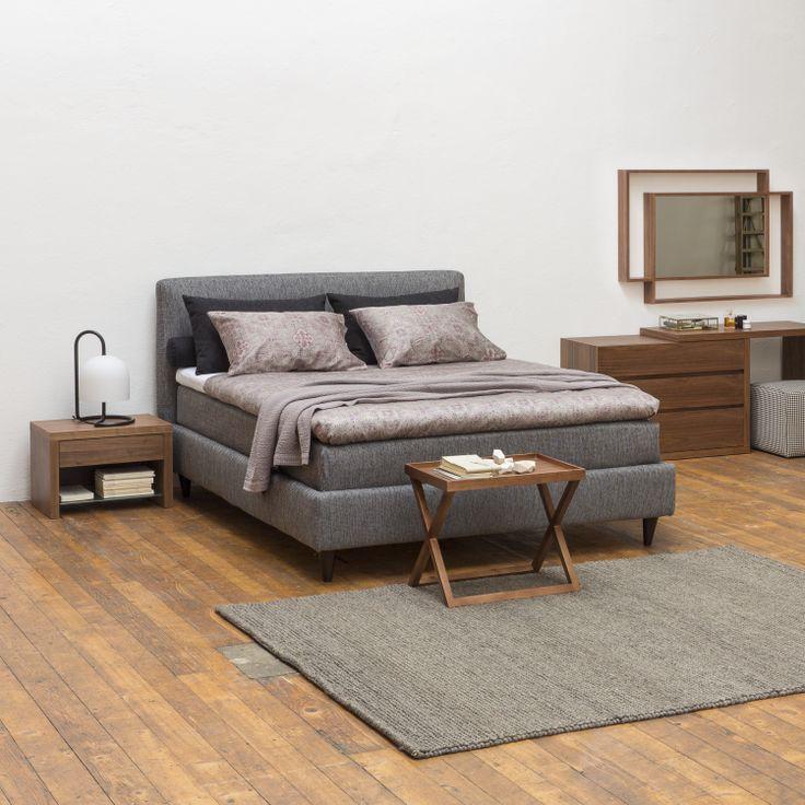 Bett Moon · Pfister, Schlafzimmer, Bedroom