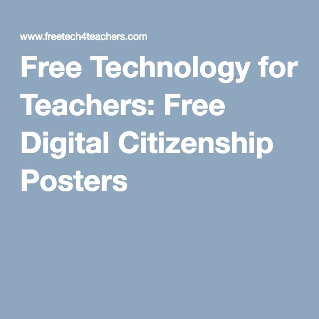 1000+ images about digital citizen on Pinterest | Cyber safety ...