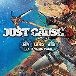 Just Cause 3 - Land, Sea, Air Expansion Pass - PS4 [Digital Code] get it now