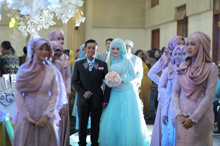 Christy & Alfan Wedding by LAKSMI - Kebaya Muslimah & Islamic Wedding Service - 003
