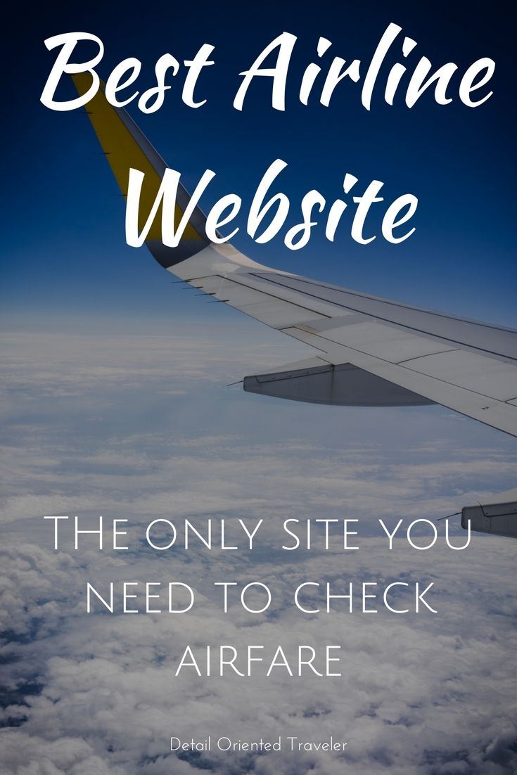 This is by far my favorite site to keep track of airline prices. When to book airfare, how much does it cost to book a flight, keep track of airline prices, keep track of airfare rates and more! #ad