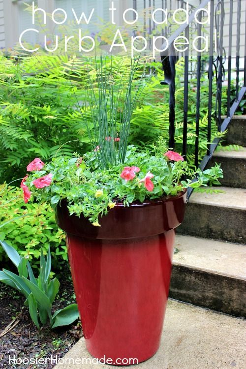 How To Add Curb Appeal Curb Appeal Landscape Curbing And Gardens