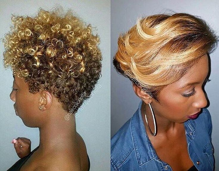 Tapered Natural Hair Styles: Best 25+ Tapered Natural Hairstyles Ideas On Pinterest